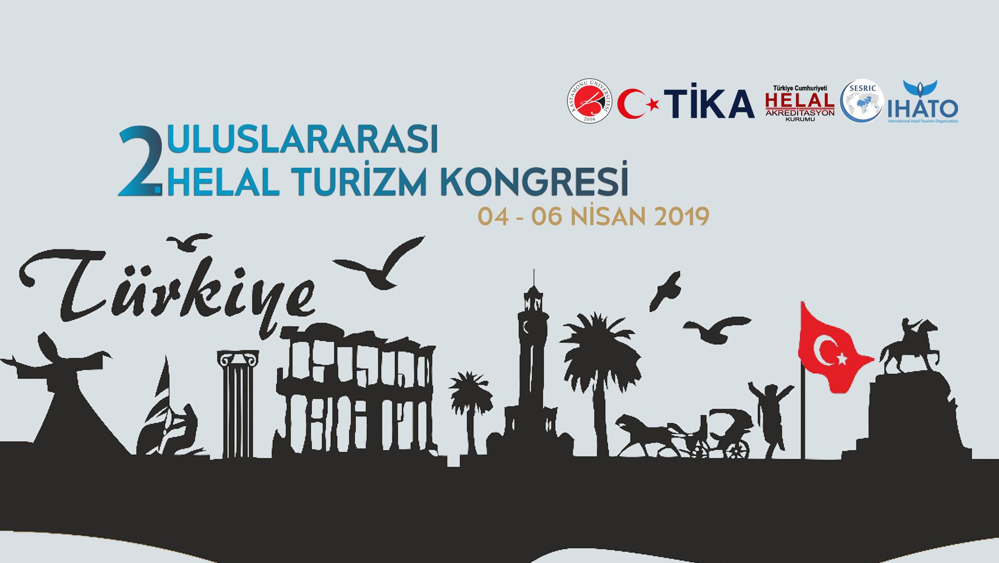 2. Uluslararası Helâl Turizm Kongresi – 2019